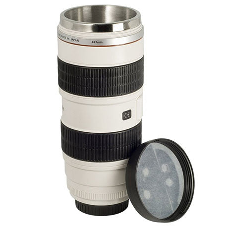 Zoom Lens Travel Mug - BoardwalkBuy