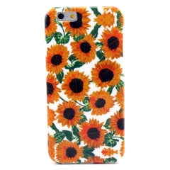 Sun Flower Pattern TPU Case for iPhone 6 - BoardwalkBuy - 4