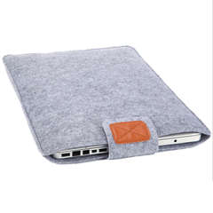 Premium Anti-Scratch Soft Sleeve Notebook Cover for Laptops, MacBooks, and Tablets - 13 or 15 inches - BoardwalkBuy - 2