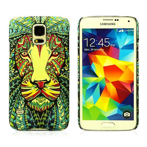 Glow In The Dark Hard Case for Samsung S5 - BoardwalkBuy