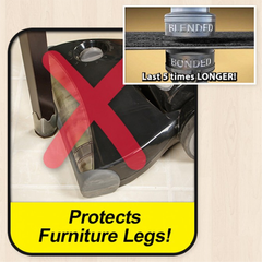 8 Pack: Furniture Feet Flexible Floor Protectors - BoardwalkBuy - 5