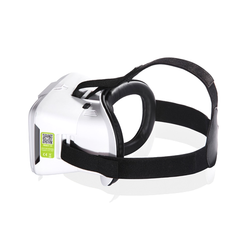 "3D VR Glasses Virtual Reality Head Mount for 4"" - 6"" Smartphones - BoardwalkBuy - 6"