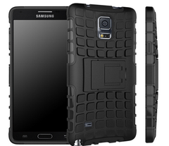 New Hybrid Armor Case for Samsung Note 4 - BoardwalkBuy - 4