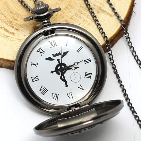 Alchemist Antique Pocket Watch