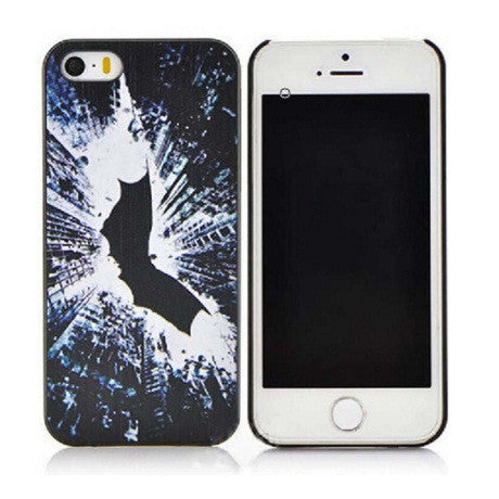 Superman/Batman Cover Phone Case For Apple Iphones