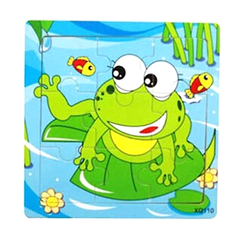 Kids' Animal Jigsaw Puzzles - BoardwalkBuy - 3