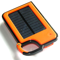 Smartphone Clip-On Solar Charger - Assorted Colors - BoardwalkBuy - 4
