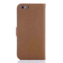 iphone 6 Plus PU Retro Pattern Wallet Case - BoardwalkBuy - 7