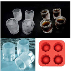 Ice Shot Glass Set - BoardwalkBuy - 3