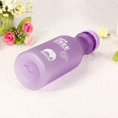 Frosted Leak-proof Plastic Water Bottle - BoardwalkBuy - 2