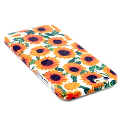 Sun Flower Pattern TPU Case for iPhone 6 - BoardwalkBuy - 2
