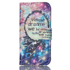 Dream Stand Leather Case For iPhone 5s - BoardwalkBuy - 1