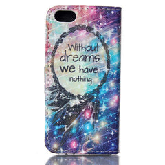 Dream Stand Leather Case For iPhone 5s - BoardwalkBuy - 4
