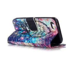 Dream Stand Leather Case For iPhone 5s - BoardwalkBuy - 3