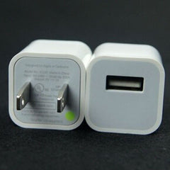 US Plug Mini Travel USB Wall Charger - BoardwalkBuy - 2