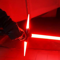 Star Wars Red Lightsaber Sword - BoardwalkBuy - 3