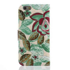 iPhone 6 Wallet Flowers Gyrosigma Case - BoardwalkBuy - 25