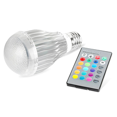 Magic Color Changing LED Light Bulb with Remote Control - BoardwalkBuy - 5