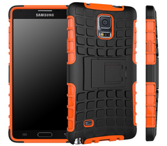 New Hybrid Armor Case for Samsung Note 4 - BoardwalkBuy - 5