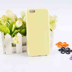 iPhone6 Solid Candy Color TPU Rubber Case - BoardwalkBuy - 4