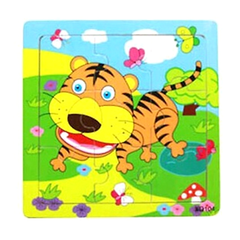 Kids' Animal Jigsaw Puzzles - BoardwalkBuy - 5