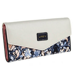 5 Colors Flower Long Wallet - BoardwalkBuy - 6
