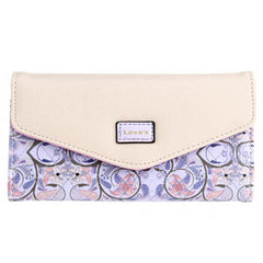 5 Colors Flower Long Wallet - BoardwalkBuy - 2
