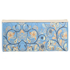5 Colors Flower Long Wallet - BoardwalkBuy - 11