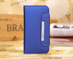 iphone 6 Scrub PU leather wallet case - BoardwalkBuy - 2