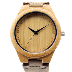 Bamboo Watch - BoardwalkBuy - 3