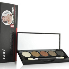5 Color Eyeshadow Palette - BoardwalkBuy - 1