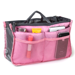 Slim Bag-in-Bag Purse Organizer - Assorted Color - BoardwalkBuy - 9