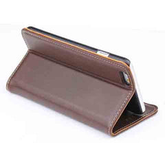 iphone 6 5.5inch Genuine Leather Wallet Case - BoardwalkBuy - 7