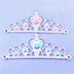 5pcs/set Hair Accessories of Princess Elsa Crown - BoardwalkBuy - 1