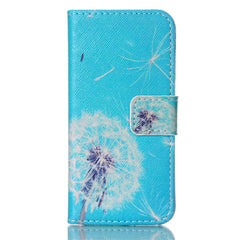 Dandelion Stand Leather Case For iPhone 5s - BoardwalkBuy - 1
