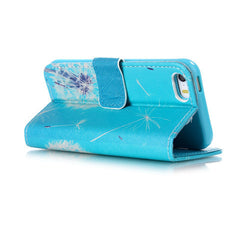 Dandelion Stand Leather Case For iPhone 5s - BoardwalkBuy - 3