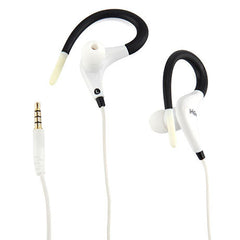 iHip Active Sweat Resistant Earphones - Assorted Colors - BoardwalkBuy - 3
