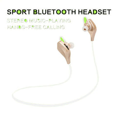 H3 Wireless Bluetooth 4.0 Stereo HIFI Earphone Fashion Sport Running earphone Studio Music Headset with Microphone. - BoardwalkBuy - 6