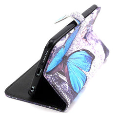 Butterfly Leather Wallet Case for iPhone 6 Plus - BoardwalkBuy - 4