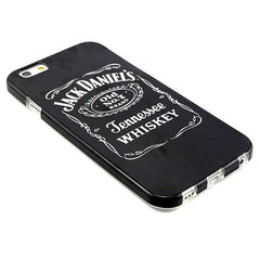 Whiskey Pattern Soft TPU Case for iPhone 6 - BoardwalkBuy - 3