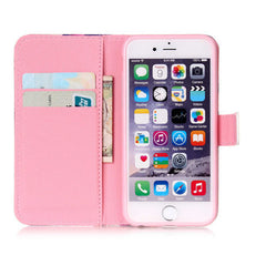 "Card Slots Leather Case for iPhone 6 4.7"" - BoardwalkBuy - 4"
