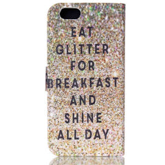 Glitter Shining Leather Case for iPhone 6 4.7 - BoardwalkBuy - 3