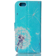 Dandelion Leather Case for iPhone 6 4.7 - BoardwalkBuy - 2