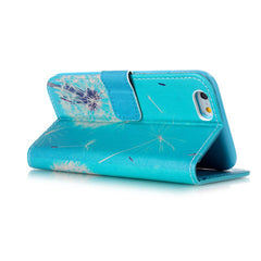 Dandelion Stand Leather Case For Iphone 6 - BoardwalkBuy - 3