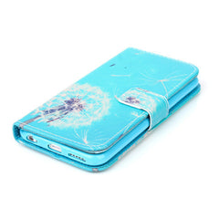 Dandelion Leather Case for iPhone 6 4.7 - BoardwalkBuy - 4