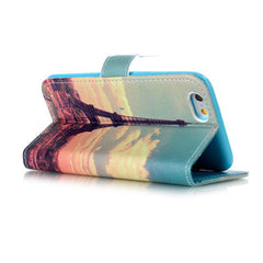 "Painted Tower Leather Case for iPhone 6 4.7"" - BoardwalkBuy - 3"