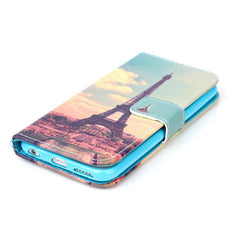 "Painted Tower Leather Case for iPhone 6 4.7"" - BoardwalkBuy - 4"