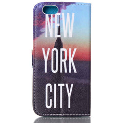 New York Stand Leather Case For Iphone 6 - BoardwalkBuy - 4