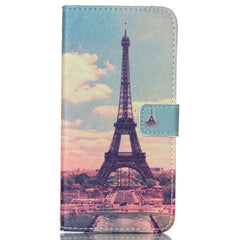 Paris Stand Leather Case For iPhone 5s - BoardwalkBuy - 4