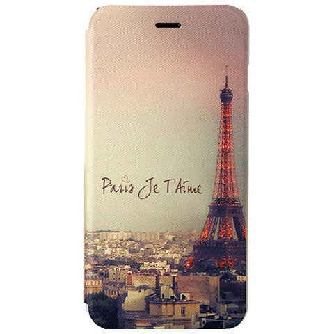 Eiffel Tower Stand Case for iPhone 6 Plus - BoardwalkBuy